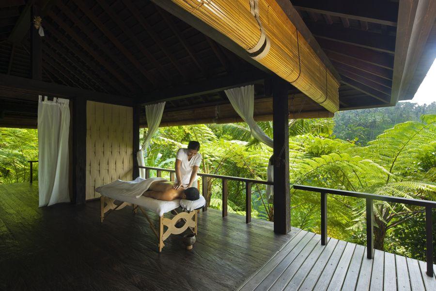 Best spas in Bali: COMO Shambhala