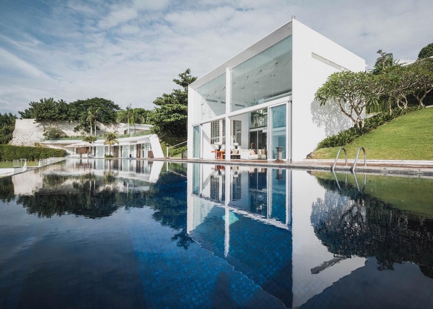 Villa Latitude - one of the most beautiful wedding villas in Bali
