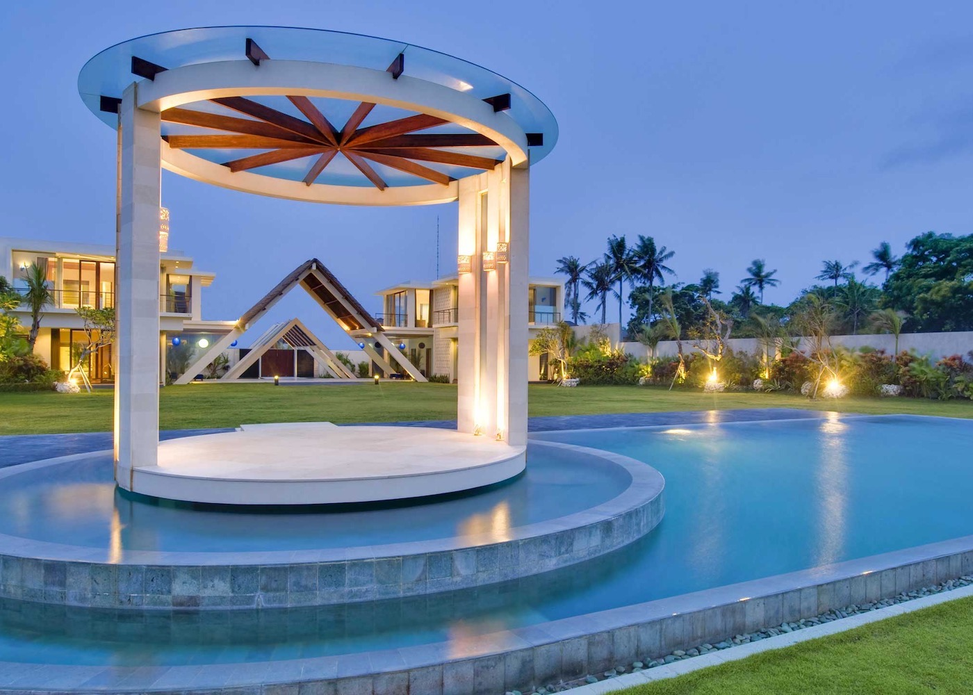 The Phalosa - one of the most beautiful wedding villas in Bali