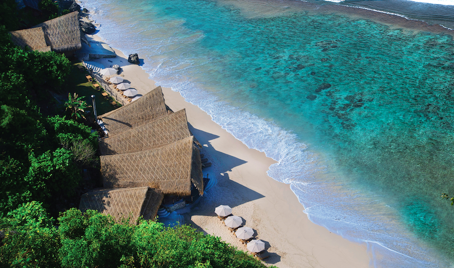 Bali beach clubs: Swim, relax, and eat at the hip Sundays Beach Club in Uluwatu