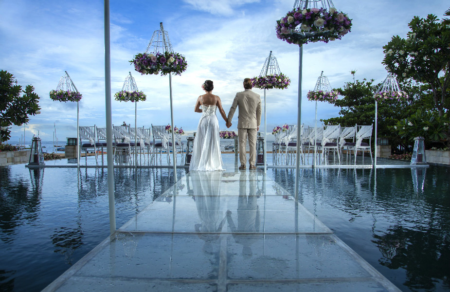 WEDDINGS IN BALI: STUNNING WEDDING PACKAGES AND A NEW WEDDING VENUE AT THIS AWARD-WINNING NUSA DUA RESORT