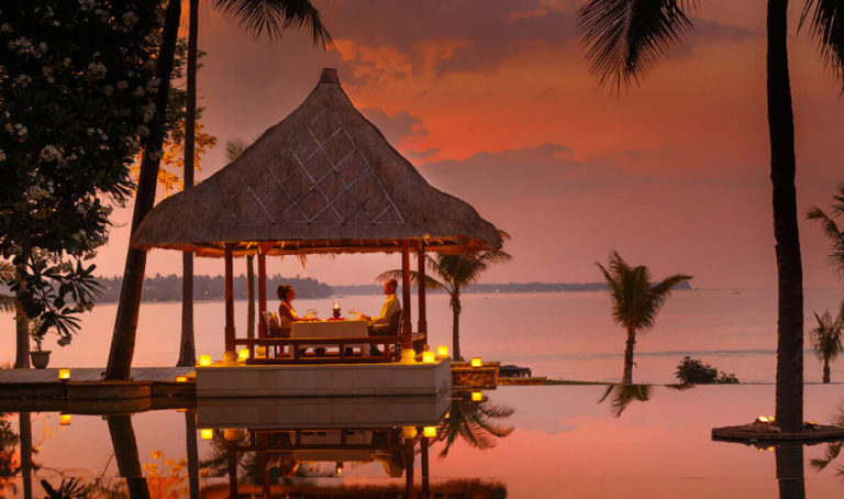 Romantic hotel stays in Bali: Fall in love all over again at The Oberoi Hotels