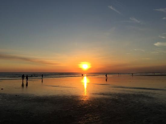Sunset on Seminyak
