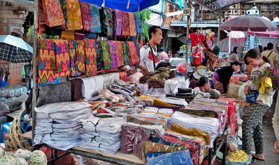 Markets in Bali
