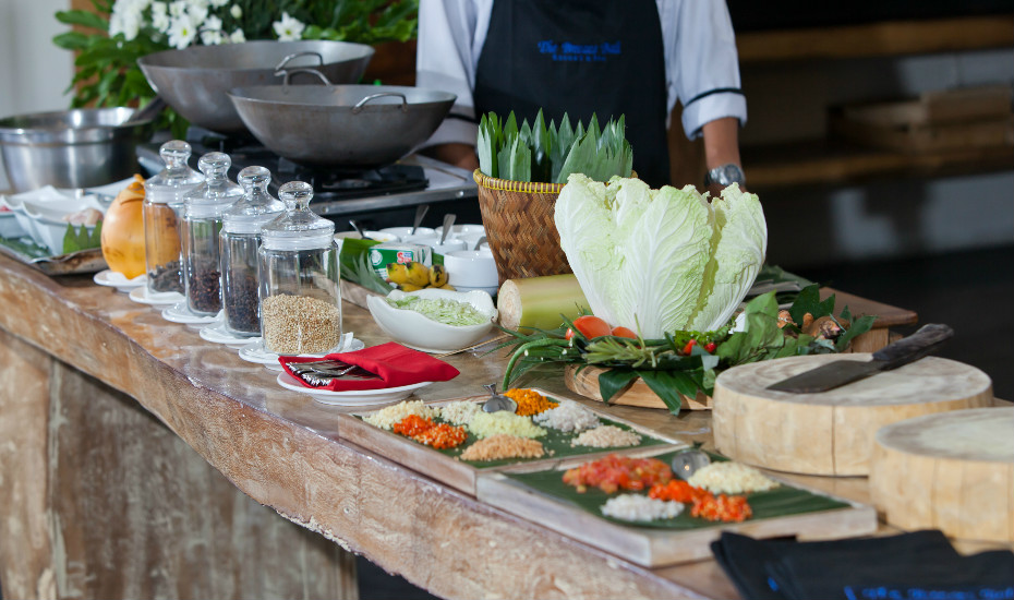 Things to do in Bali: Take Part in a Bali Cooking Class at this Hotel in Seminyak