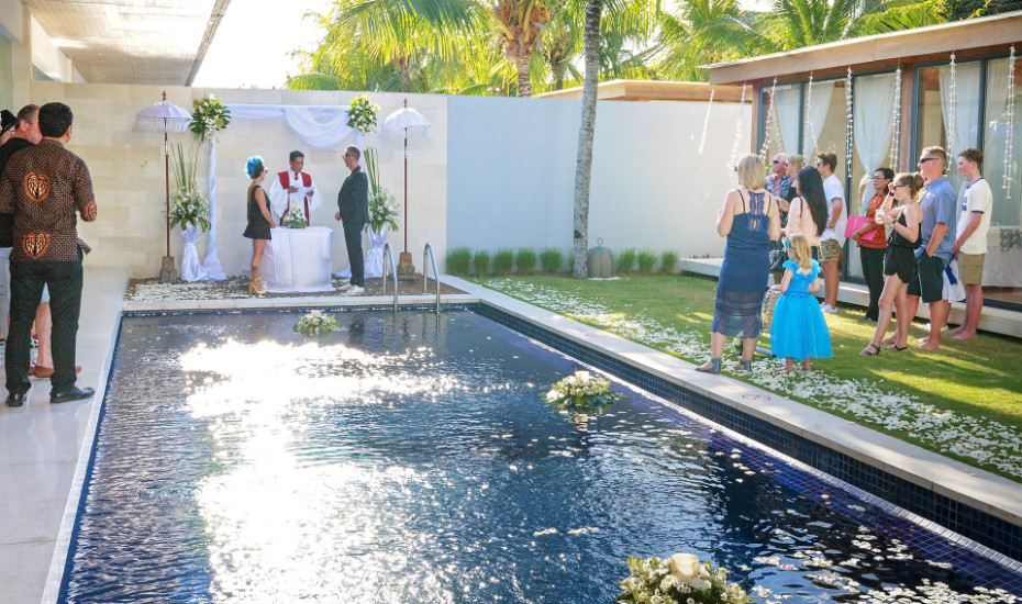 Weddings in Bali