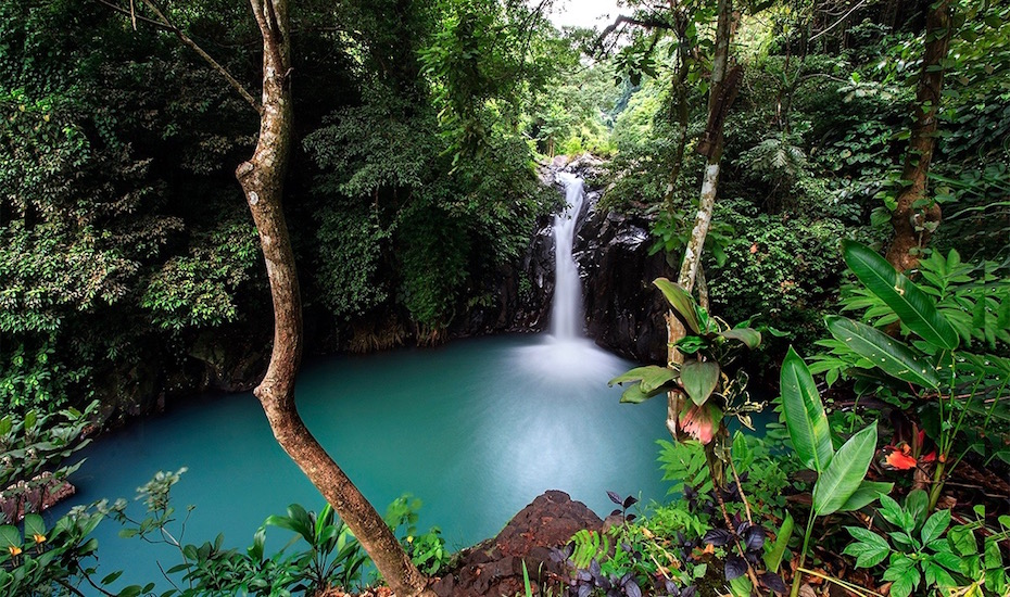 best waterfalls in Bali - Aling-Aling