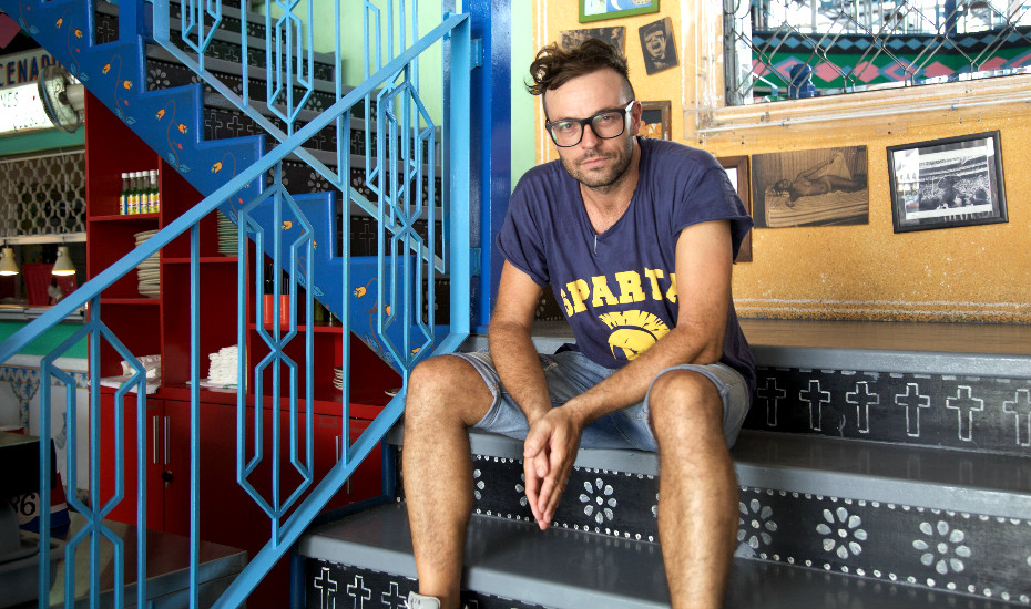 We Chat to Chef Skelly about Motel Mexicola's new Menu and his New Restaurant in Seminyak