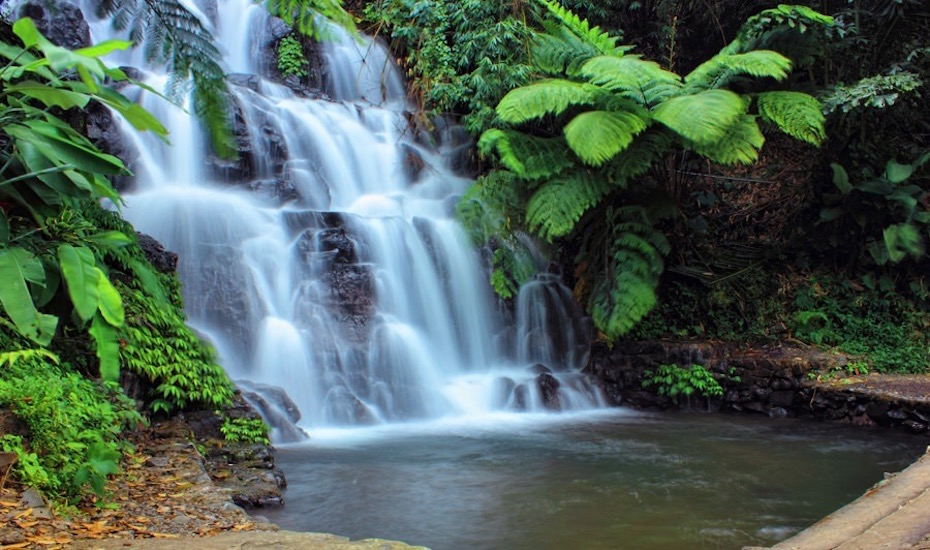 best waterfalls in Bali - Jembong
