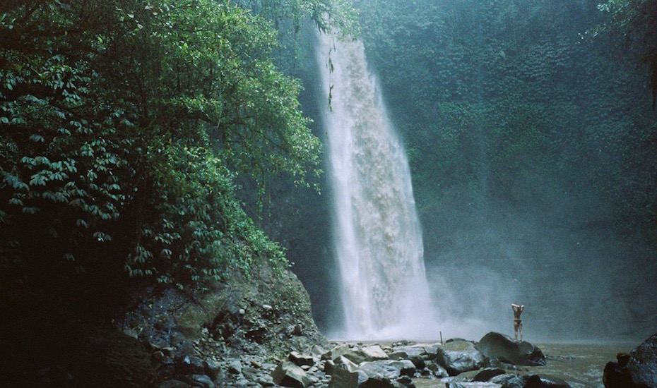 best waterfalls in Bali - NungNung