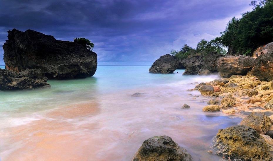 Best Beach in Bali - Padang Padang Uluwatu