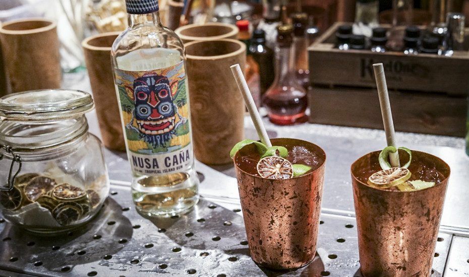 This tropical rum is taking the island by storm!