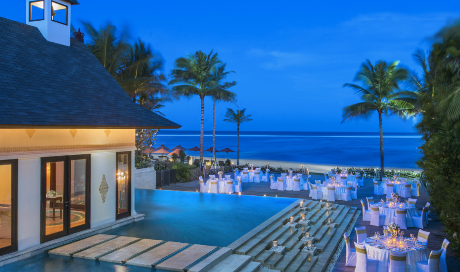 Enjoy a dinner under the stars, all in the name of charity