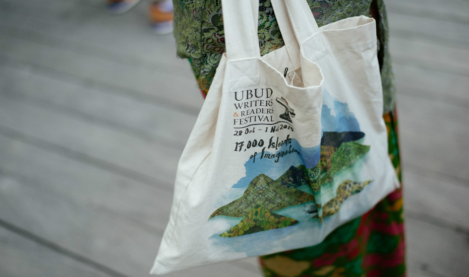The Ubud Writer's & Readers Festival is set to be even bigger this year