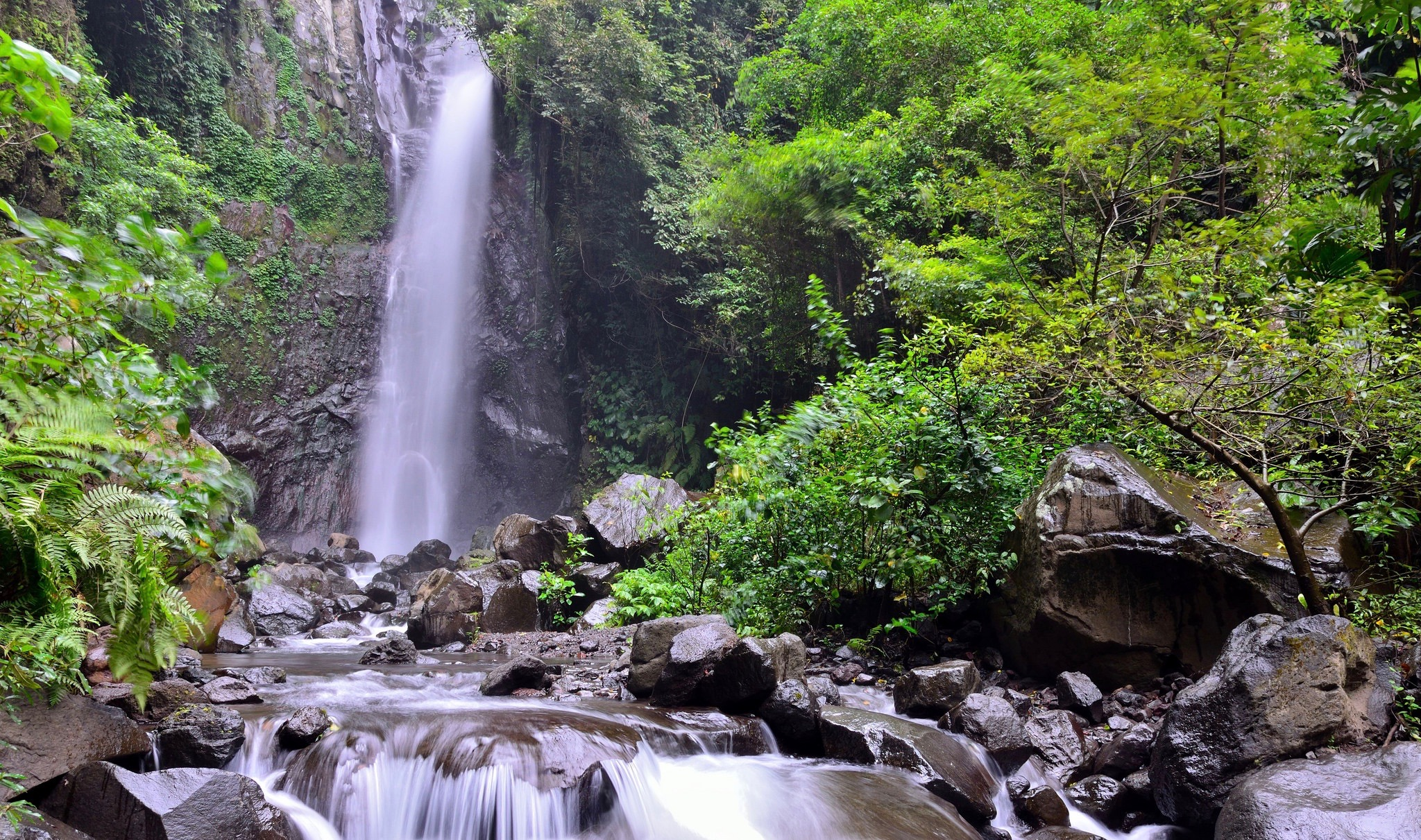 best waterfalls in Bali - Yeh Mampeh