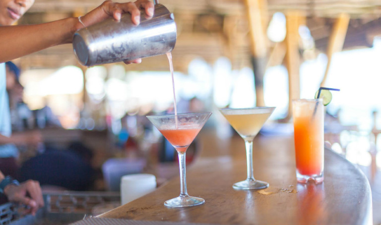 Happy hour of the week in Bali: Sundays Beach Club