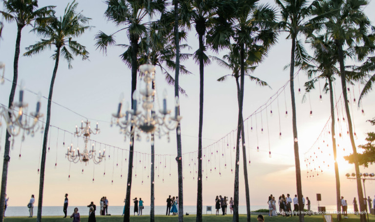 Host the perfect event in Bali at this stunning beachfront property in Canggu