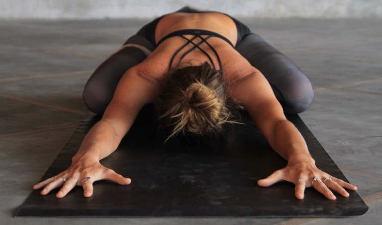 Coronavirus-related stress? Here are 5 calming Yin Yoga poses to master on the mat