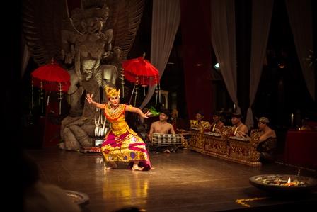 A Cultural Evening at Hotel Tugu Bali