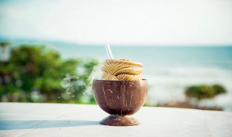 Happy Hour of the Week in Bali: Ji Terrace by the Sea, Canggu