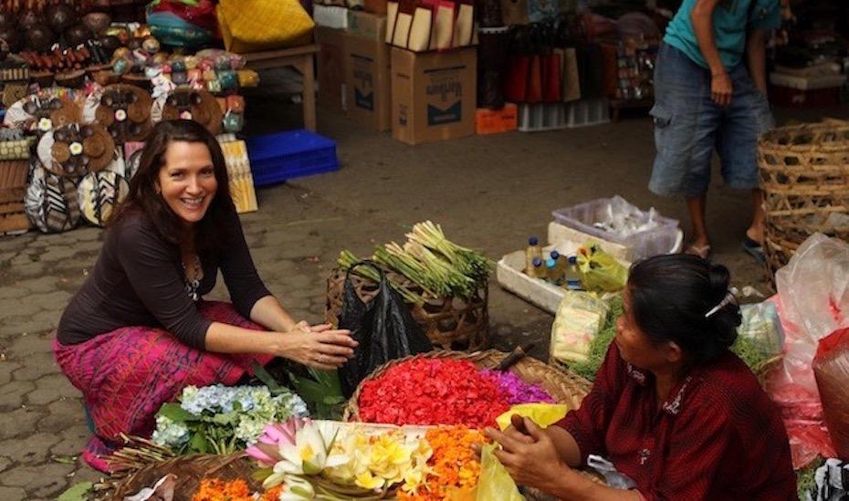 Janet DeNeefe | It's International Women's Day | Bali's legendary ladies | Honeycombers