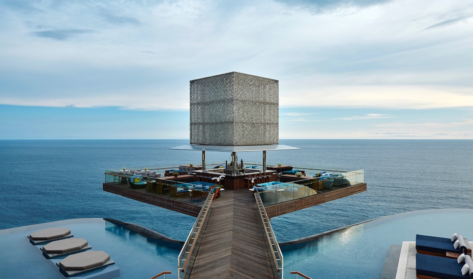 Bali's best beach clubs - Omnia Dayclub Uluwatu