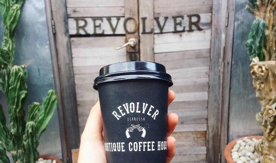 Where to eat in Seminyak - Revolver Espresso Bali