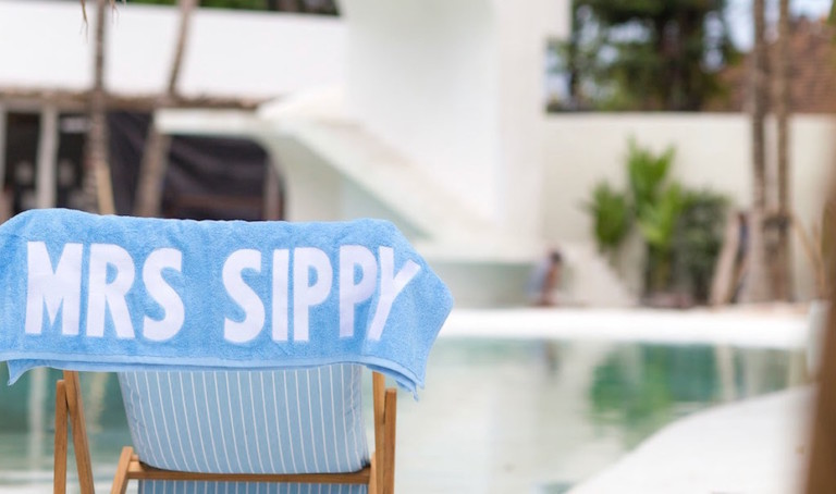 Happy Hour of the Week in Bali: Mrs Sippy in Seminyak – the island's hottest new pool bar!