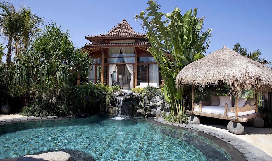 Luxury Bali Villas with the Best Pools for Kids