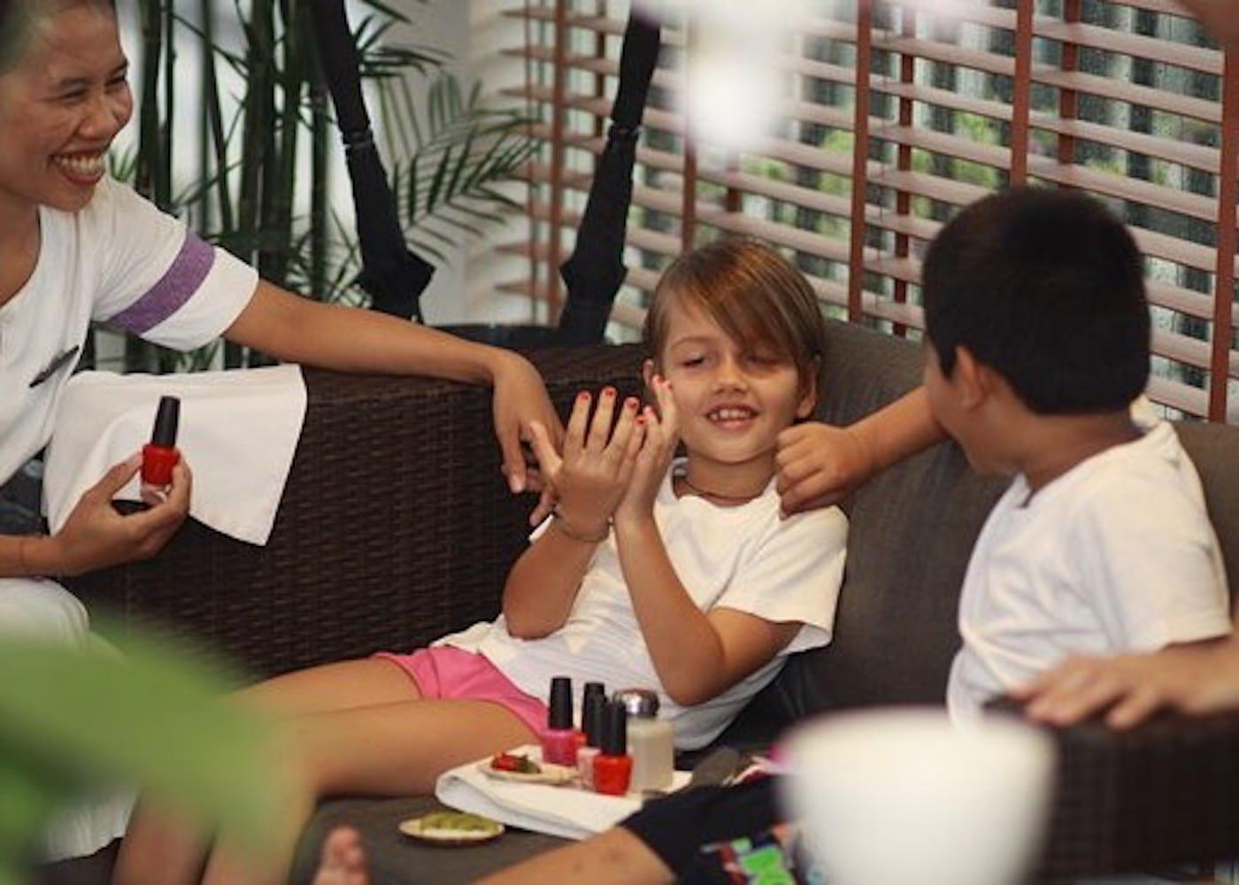 Anantara Seminyak Bali Resort | Best spas for kids in Seminyak