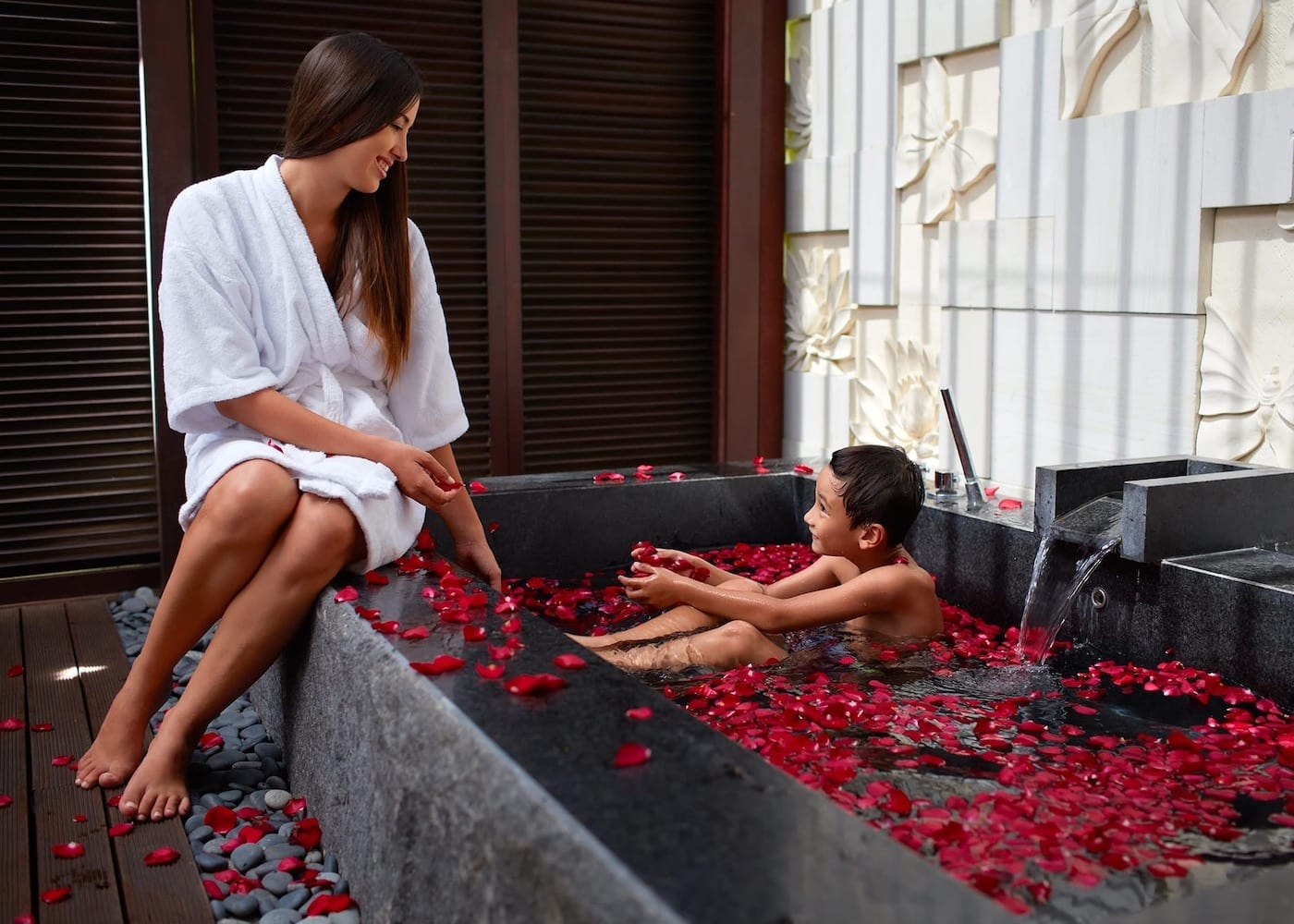 Jiwa Spa | Best spas for kids in Kuta & Legian