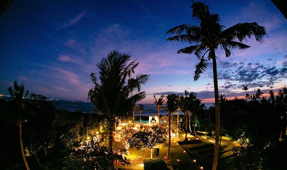 "Wedding Venues in Bali: 6 luxury villas with stunning sunset backdrops for saying ""I Do"" in paradise"
