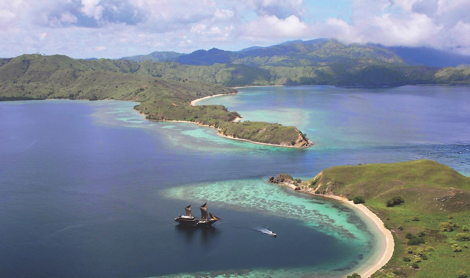 """WIN the voyage of a lifetime on Indonesia's most luxurious Phinisi ship """"Alila Purnama"""", and set sail around the magical Komodo National Park in ultimate style!"""