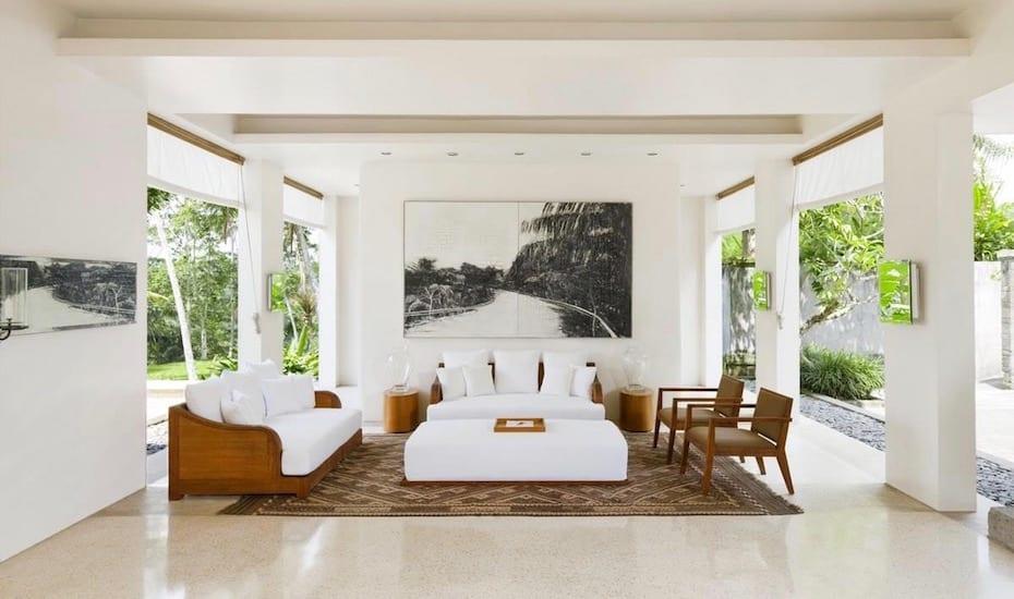 Furniture shopping in Bali - Warisan