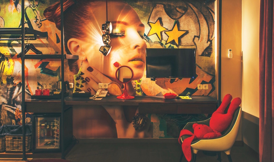 Follow us down the rabbit hole to Dash Hotel in Seminyak – a weird and wonderful boutique stay in Bali unlike any other…