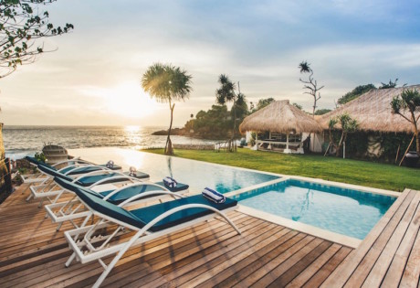 Villas in Lembongan