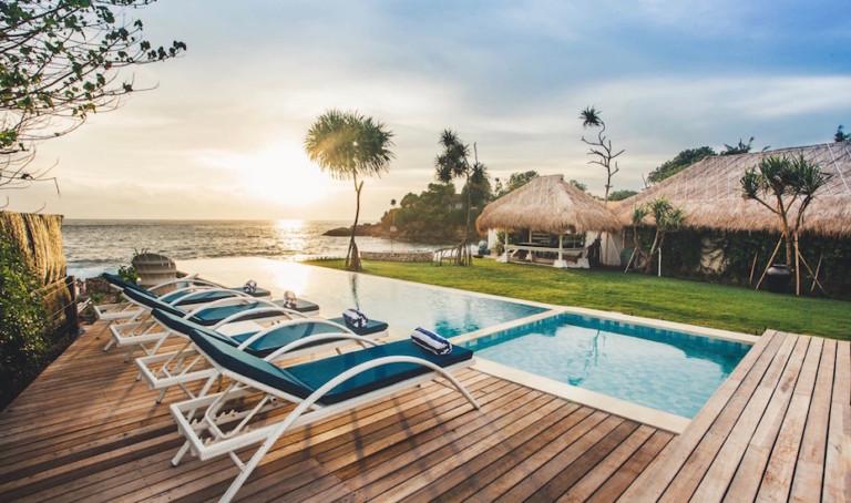 Villa Crush of the Month in Bali: The Beach Shack, Nusa Lembongan