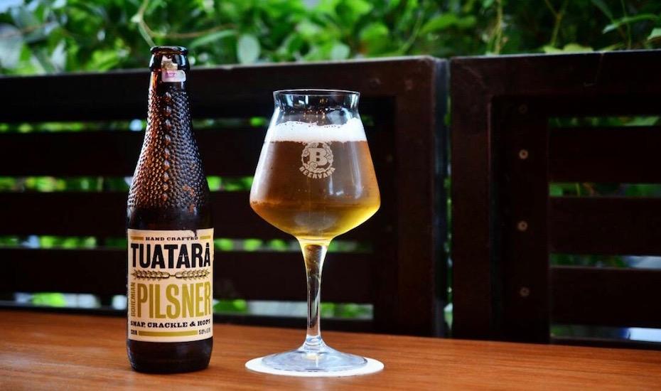 beervana is bringing premium small batch tuatara craft beer to bali