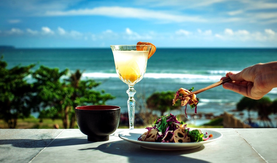 restaurants in canggu