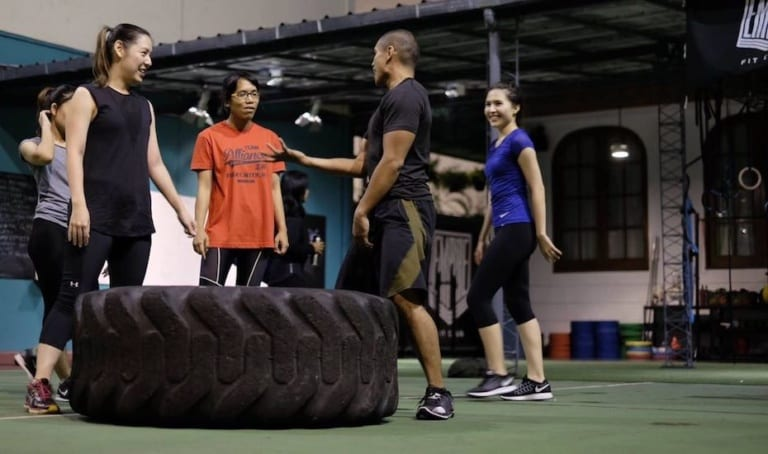 Boutique Fitness Studios In Jakarta The Toughest Sweatiest And Most Fun Workouts In Town Honeycombers Bali