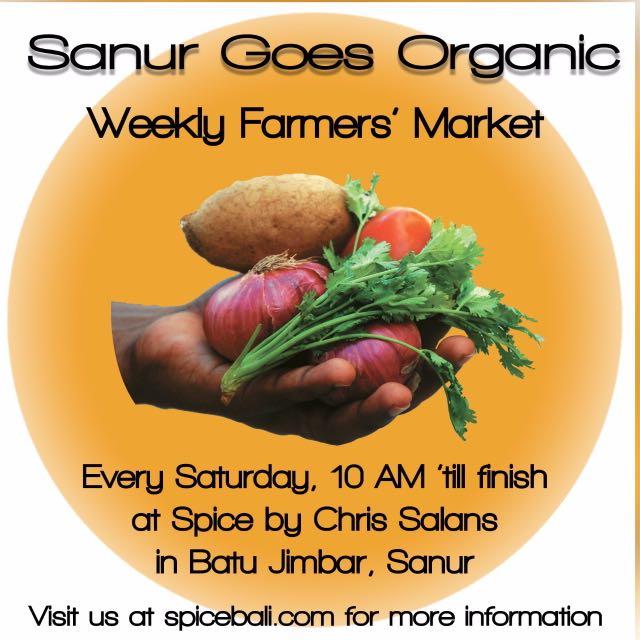Farmer Market at Spice by Chris Salans Sanur