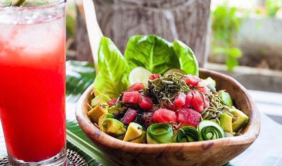 Where to eat in Uluwatu Bali - Coco & Poke