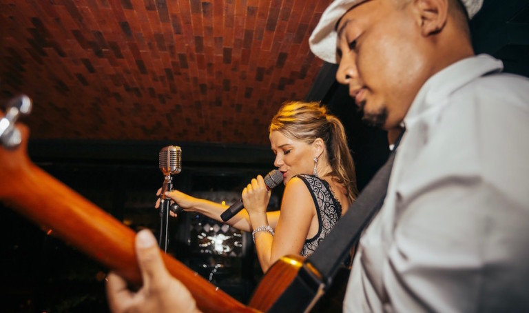 The Plantation Grill Seminyak just got even jazzier with more Gatsby-style live performances