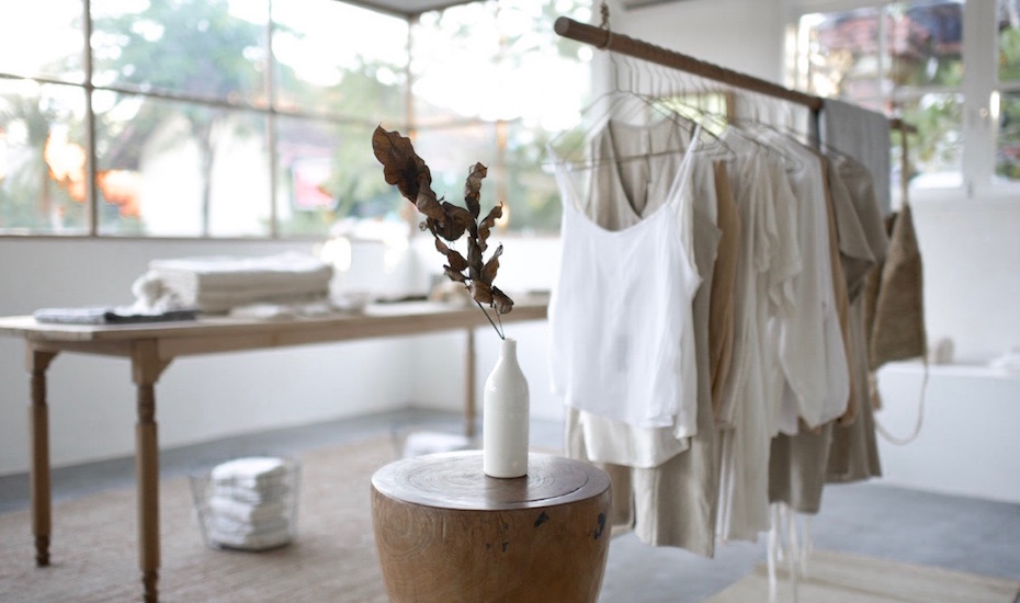 Fashion Fancy of the Month: Yoli & Otis is Bali's eco friendly new brand from Byron Bay, now open in Berawa, Canggu.