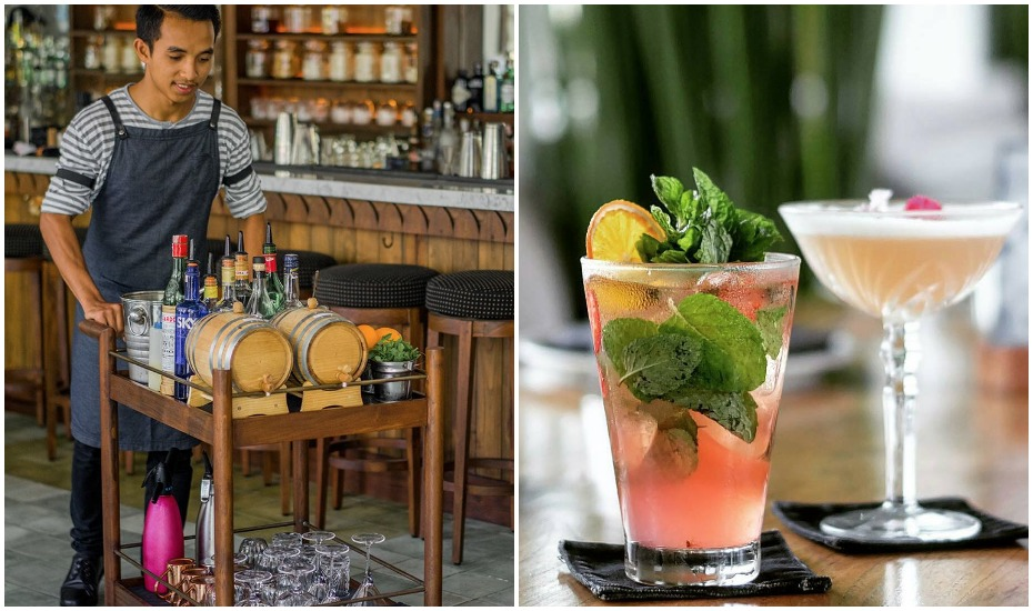 best bars in Ubud - Hujan Locale - Bali