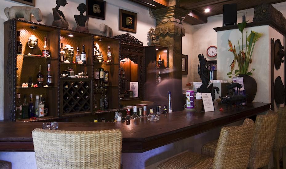 best bars in Ubud - Murni's Bali