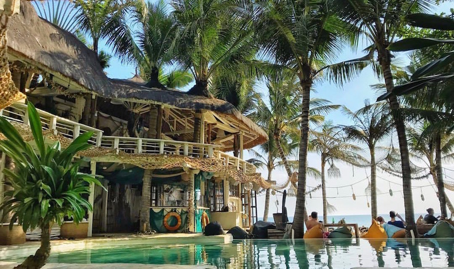 Hot News: La Brisa has opened in Canggu – a boho beach club with castaway-cool designs, expert cocktails and ocean-fresh Spanish bites