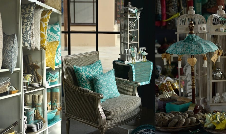 Homewares shopping in Bali - Bali Zen Ubud