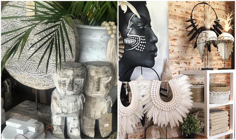Homewares shopping in Bali - Canggu & Co