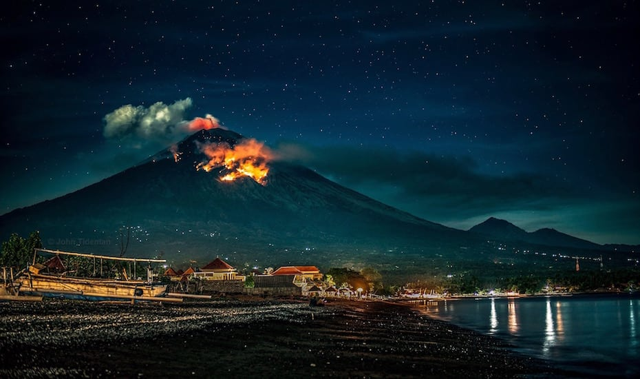 Bali Volcano: All you need to know about the Mount Agung eruption: Flight cancellations, travel insurance & live updates
